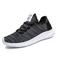 XUNMU <b>Men's</b> Walking Shoes <b>Mesh</b> Casual Athletic Shoes <b>Running</b> ...