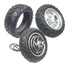ChaoYang 80/60-6 <b>10inch</b> Scooter Tire <b>1200w</b> Motor wheels for <b>FLJ</b> ...