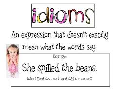 Image result for english grammar idioms