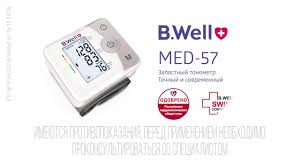 <b>Тонометр B.Well MED-57</b> - YouTube