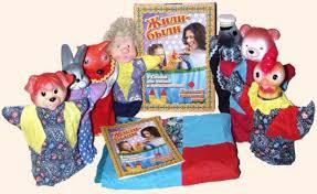 <b>Кукольный театр</b> Жили-были 7перс.11218 <b>Русский стиль</b> - купить ...