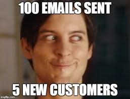 12 jokes about marketing. Friday inspiration - eCommerce Email ... via Relatably.com