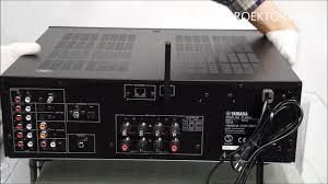 Обзор сетевого <b>стереоресивера Yamaha R</b>-<b>N602</b> - YouTube