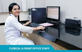 dg nakrani they say clerical front office work is tedious but our forte is finding those who love and appreciate this job clerical work generally involves