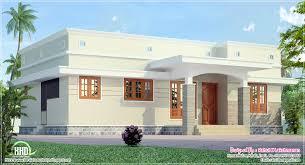 Small budget home plans design   Kerala home design and floor plansSmall budget home plan