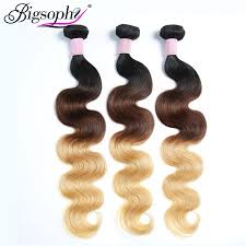 <b>Bigsophy Hair Peruvian</b> Body Wave 100% Human Hair Weaving 10 ...