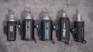 See every <b>Godox</b> X system studio strobe in this side-by-side ...