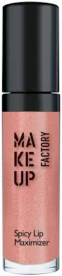 Make up Factory Spicy Lip Maximizer Блеск для увеличения ...