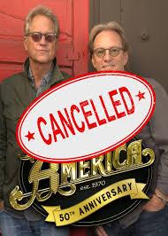 <b>America 50th Anniversary</b> Tour (CANCELED) - Marshall Artists Series