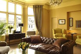 bedroom with yellow walls pastel wall warm living room decorating latest and brown furniture most popular bedroom popular furniture
