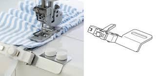 <b>Приспособление для пришивания резинки</b> 795-816-116