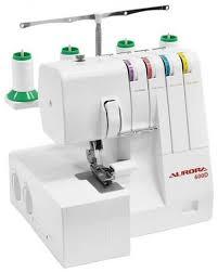 Отзывы <b>Aurora 600D</b> | <b>Оверлоки</b> и распошивальные машины ...