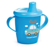 Buy <b>Canpol</b> Babies Non-Spill Cup <b>Toys</b> Collection Design 250 mL ...