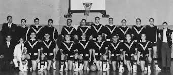 class of 2012 athletic hall of fame bishop montgomery high school the 1967 68 basketball team won the school s second cif title and the first in the program s history coached by dave benaderet the knights defeated san