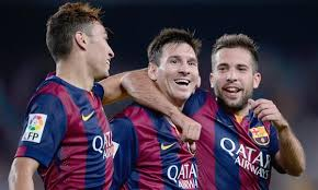 Messi blessé, Munir aussi