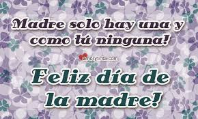 Love and Images: Quotes for Mother's Day in Spanish via Relatably.com