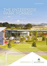 enterprise park forres brochure dec