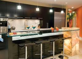 beautiful classic decor of inspiring memorial day kitchen cabinet ideas bar style with feature black gloss bar top lighting