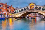 Venise en italien