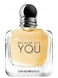 <b>Emporio Armani Because</b> It's You <b>Giorgio Armani perfume</b> - a new ...