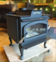 IronStrike Performer™ ST210 Stove by Obadiah's Woodstoves