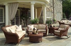 elegant patio furniture. traditional outdoor wicker furniture elegant patio n