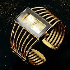 Womens <b>Watch Luxury Fashion Rose</b> Gold Bangle Watch Women ...