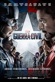 Capitão América – Guerra Civil – Dublado