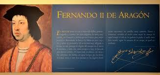 Resultado de imagen de Fernando el Católico