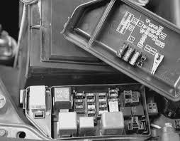 repair guides circuit protection fuses and relays autozone com once the cover is removed from the fuse box you can identify each fuse and relay