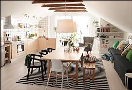 Ikea Dining Room 6 Pc Dining Set With Bench Ikea Dining Room Ideas Dining Room Sets