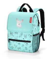 <b>Reisenthel</b> School bag Backpack Kids <b>cats and dogs</b> (IE4062) | The ...
