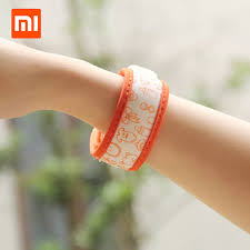 Stock Xiaomi <b>Clean</b>-<b>n</b>-<b>Fresh Plant Mosquito</b> Repellent Bracelet Anti ...