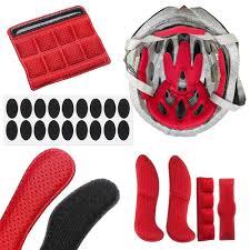 Helmets & Accessories Muvk 27pcs Helmet <b>Padding</b> Kits,Sealed ...