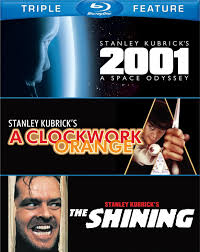 a space odyssey a clockwork orange the shining blu ray