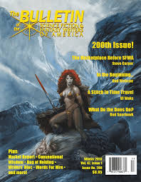 friday essay science fiction s women problem this 2013 edition of the bulletin of the science fiction fantasy writers association of america provoked an outcry from its female members