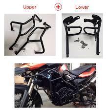 Motorcycle 304 Stainless Steel Bumper <b>Crash Bar Engine</b> Guard ...