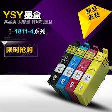 <b>10PCS</b> Compatible EPSON <b>18XL</b> T1811 <b>ink cartridge</b> for XP-30/XP ...