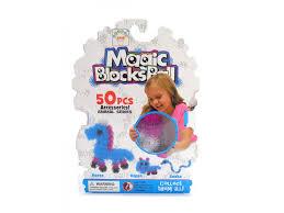 <b>Конструктор</b>-<b>липучка Maomao Magic Ball</b>, серия Животные, 50 ...