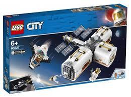 <b>Конструктор LEGO City</b> 60227 Лунная космическая станция ...
