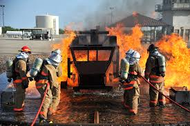 training world class firefighters > goodfellow air force base hi res photo details