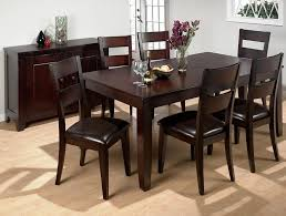 room elegant chairs table set