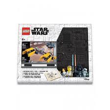 <b>Lego Star</b> Wars Книга для записей с ручкой и минифигурой ...