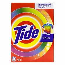 БерёзкаЗД.РФ - Купить <b>порошок стиральный tide авт color</b> 450г ...