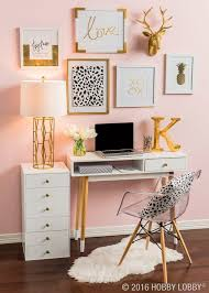 16 ways to revamp your desk httpwwwhercampuscom chic vintage home office desk cute