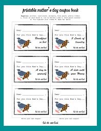 diy printable mother s day coupon book print this printable mother s day coupon book