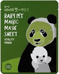 <b>Тканевая маска</b>-мордочка <b>против темных</b> кругов Панда Baby Pet ...