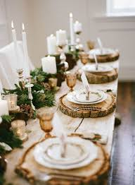 35 lovely dinner table arrangement tree trunk awesome tree trunk table 1