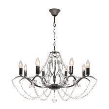 """<b>Подвесная люстра Silver Light</b> """"Antoinette"""" — купить по цене 9555 ..."""