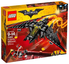 <b>Конструктор LEGO</b> The <b>Batman Movie</b> 70916 Бэтмолёт — купить ...